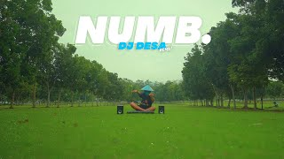 BIKIN SEDIH ! DJ NUMB SLOW FULL BASS x GAMELAN SULING ANDALAN TERBARU ( DJ DESA Remix )