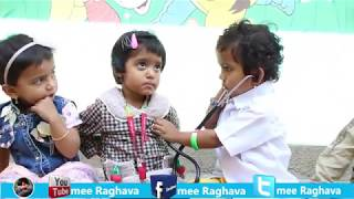 Chidrens day 2018 Bachpan School kalwakurthy// mee creations