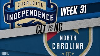 Charlotte Independence vs North Carolina FC: October 13, 2018