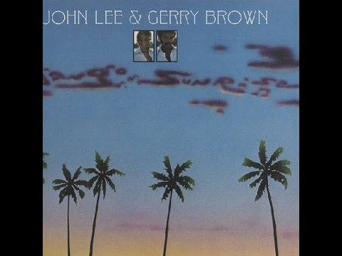 John Lee & Gerry Brown - Mango Sunrise ℗ 1975