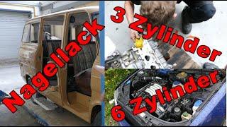 KUNDE wurde BETRUGSOPFER 25.000€ WEG!  + Transit MK2 im neuen Lack + neue Motoren für Audi und Seat