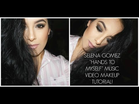 "Selena Gomez Music Video ""Hands To Myself"" Makeup Tutorial! - 2016"