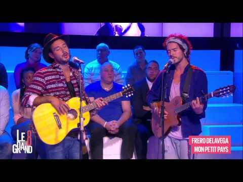 Frero Delavega - Mon petit Pays (Live @ Le Grand 8)