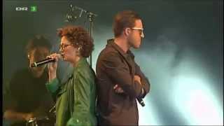 Marie Key feat Nik & Jay - Ryg mod ryg (live  Roskilde festival 2013)