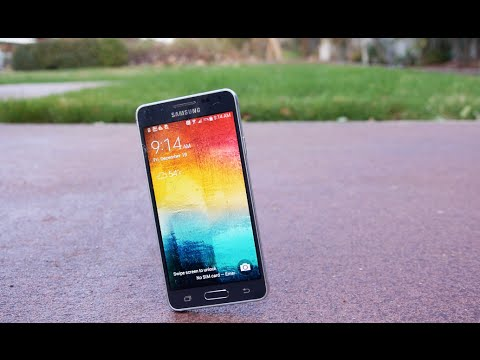 Samsung Galaxy Alpha Drop Test - Unbreakable Phone?