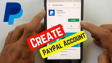 How to Create PayPal Account in Android