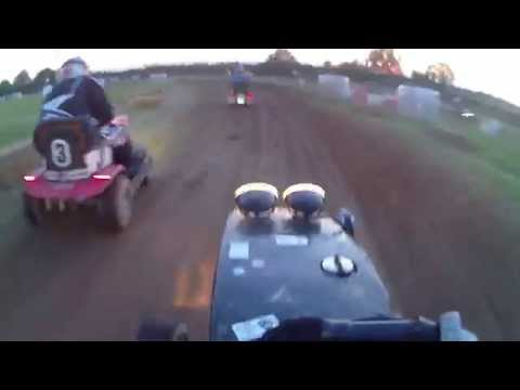 BLMRA 12 hour 2015 Onboard Lawn Mower Racing