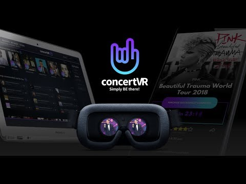 concertVR main ICO is currently  on pause!