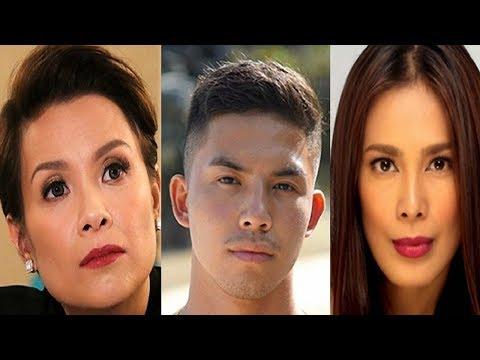 Celebrities SHOCKING REACTIONS sa TRAILER ng GLORIOUS movie nila Angel Aquino & Tony Labrusca!