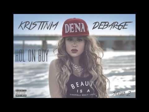 Kristinia DeBarge - Hol' On Boy (Official)