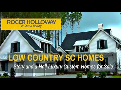 Hilton Head Custom Homes and Shoreline Construction in Hampt