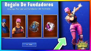 Come UNLOCK NUOVI SKINS (Founder Syllacon Pack) a Fortnite: Battle Royale [BySixx]