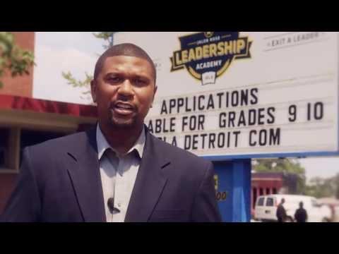Jalen Rose Leadership Academy - Michigan Future Schools