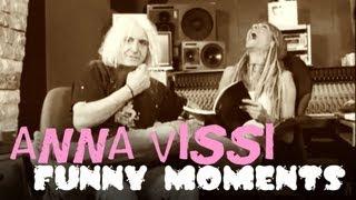 Anna Vissi | Funny Moments | PART 1