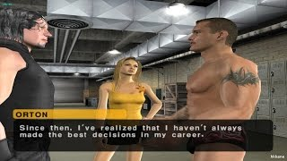 (GameCube) WWE Day of Reckoning 2 Story Mode P.1