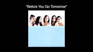 One Voice - Before You Go Tomorrow