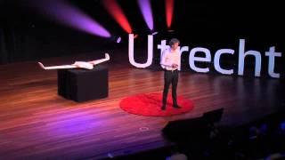 Wildlife conservation with the help of drones: Kitso Epema at TEDxUtrecht