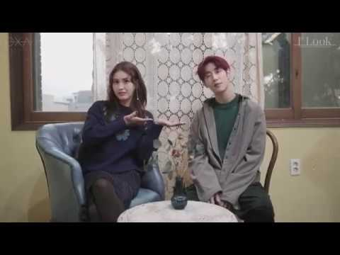 Somi X Mark X 1stlook interview