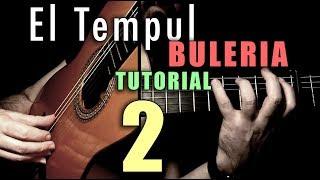 Alzapua Exercise - 15 - El Tempul (Buleria) by Paco de Lucia