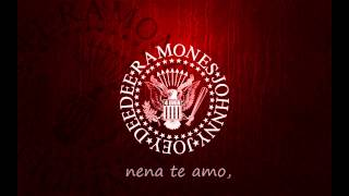 the ramones baby i love you (subtitulado)