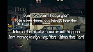 Asha Bhosle-Dum Maro Dum-[Original Lyrics+English Lyrics]