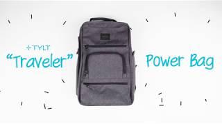 TYLT Traveler Power Bag