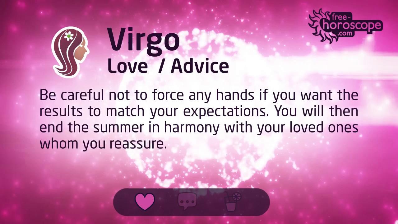 virgo summer horoscope
