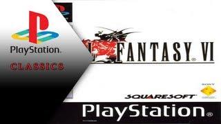 PS1 Classics - Final Fantasy VI