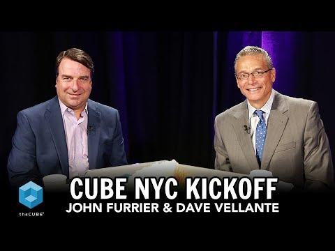 Kickoff | theCUBE NYC 2018