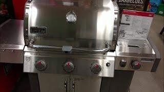 Weber Genesis II LX S-340 Propane Gas Grill - Quick Look