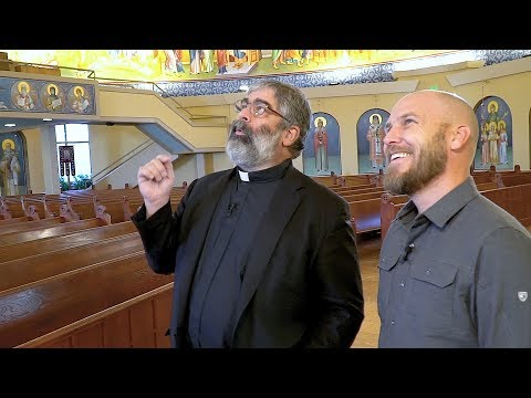 A Protestant Learns About Greek Orthodoxy
