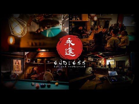 Endless Bar & Restaurant | Ground Floor Of Hakuba Cortina Lodge