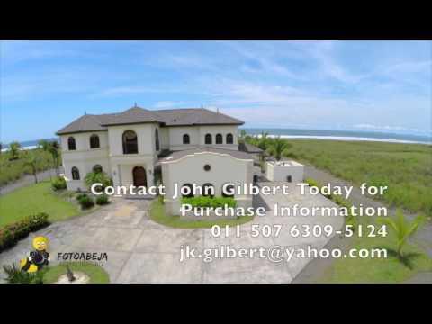 Luxury Villa La Barqueta Panama Real Estate