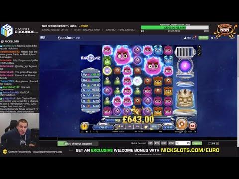 Casino Slots Live - 28/11/19 *CASHOUT!*