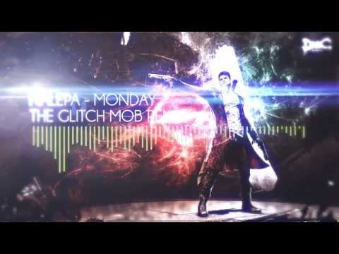DmC Devil May Cry Trailer Song - Nalepa - Monday (The Glitch Mob Remix )