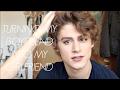 I Do My Boyfriend's Makeup!!!! | Hannah Blair