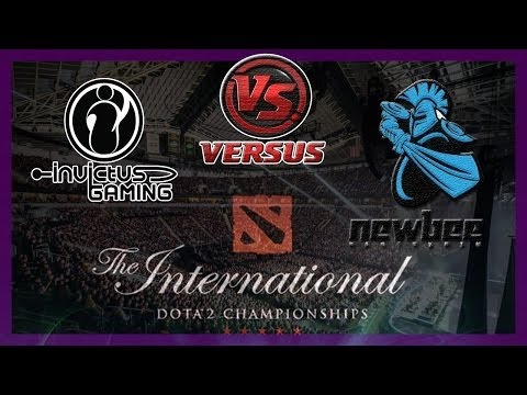 Newbee vs iG - The International 2014 - Bubble 2 - R3 - G3