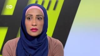 """لاجئة فلسطينية في شباب توك:""""لسماسرة يطلبون من اللاجئين مبالغ كبيرة للحصول على موعد في السفارة """"."""