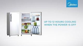 Single Door Refrigerator - Midea