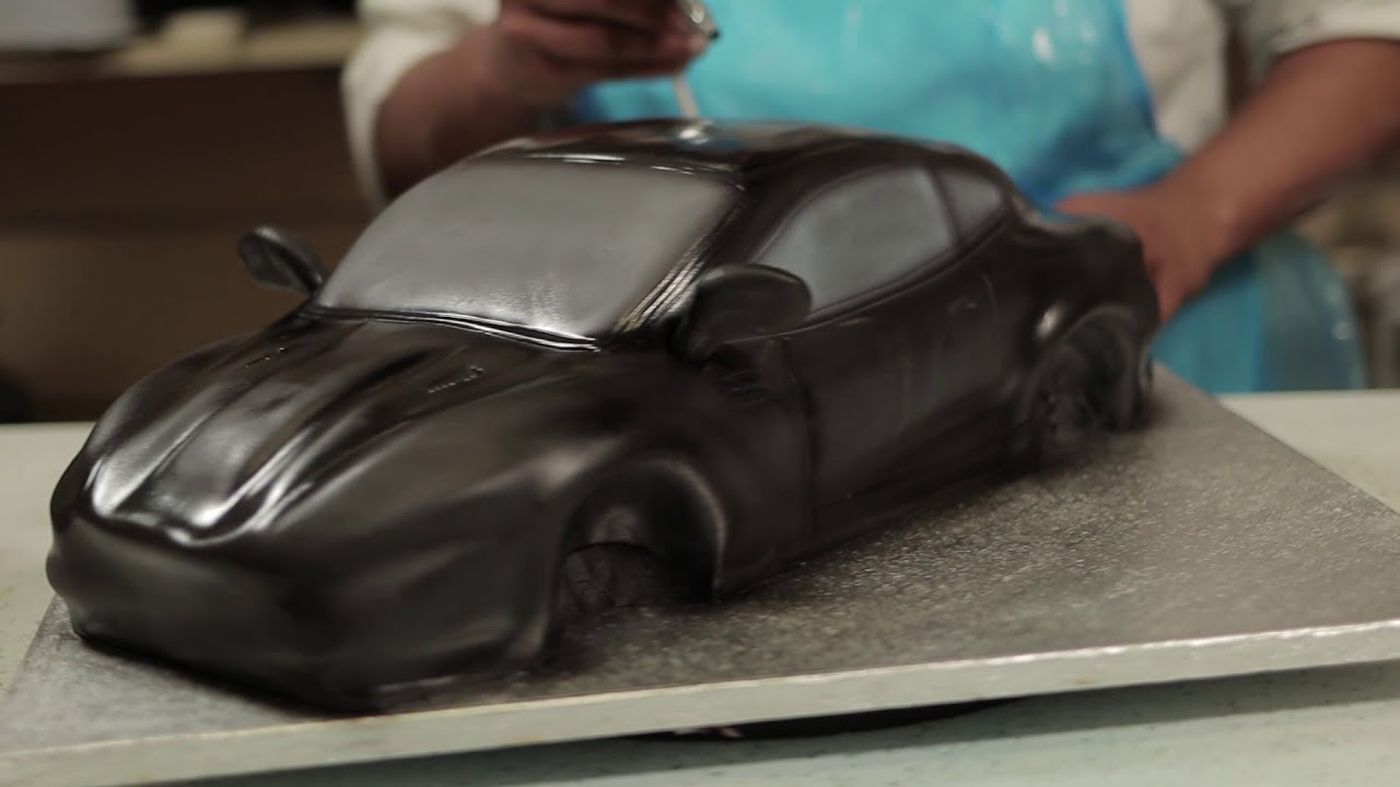 Aston Martin Car Cake Youtube