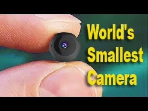 2019 Best CHUHE Mini Wireless Spy Hidden Motion Detect Night Vision Home/Outdoor Camera