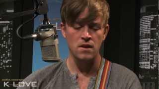 "K-LOVE - Dave Barnes ""God Gave Me You"" LIVE"