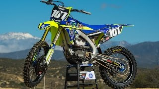 Bike Build By GYTR Video by Simon Cudby The Yamaha YZ250F has alrea...