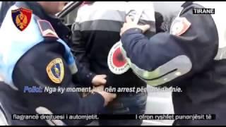 I ofron ryshfet punonjësit të policisë, arrestohet në flagrancë drejtuesi i automjetit