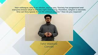 Tahir Wadood | Face2Face Series 3 | Semi Final 1