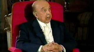 """Marcos Pérez Jiménez en la """"Silla Caliente"""" 1/9"""