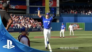 PlayStation Experience 2015: MLB The Show 16 - Announcement Trailer | PS4, PS3