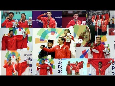 Profil Atlet Indonesia Peraih 31 Medali Emas Di Asian Games 2018