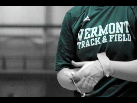 University of Vermont Track & Field Team Promo