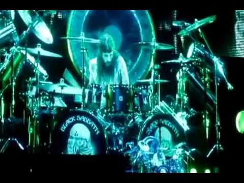 """Black Sabbath """"Rat Salad + solo de Bateria de """"Tommy Clufetos"""" La Plata 06/10/2013"""